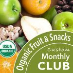 Golden State Organic Fruit and Snacks Club