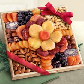 AP8017, Flora Dried Fruit and Nut Tray
