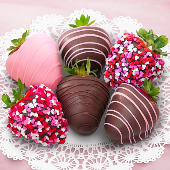 Pinterest Chocolate Covered Strawberries Easter
