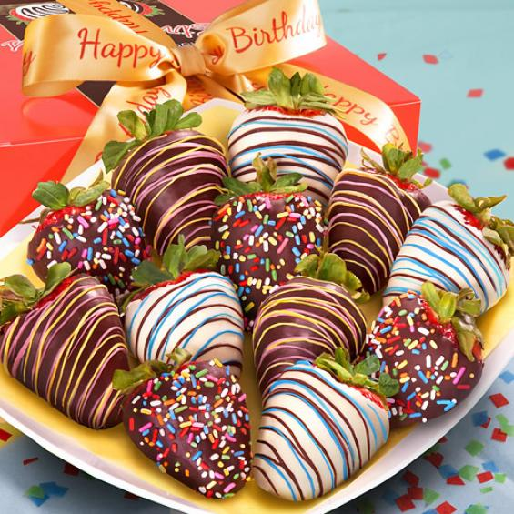 Different Kinds Of Chocolate Covered Strawberries