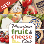 AF1600, Premium Monthly Fruit and Cheese Club