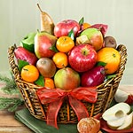 AA4000, Harvest Gold Fruit Basket
