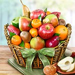 California Gold Fruit Basket
