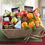AA4016, California Farmstead Fruit Basket