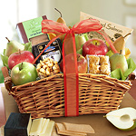 AA4023, Route 66 Vacation Fruit Basket