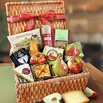 AA4044, Petaluma Ultimate Fruit and Artisanal Cheese Hamper