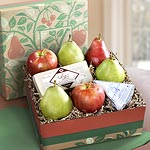 California Farmstead Fruit and Cheese Gift Box