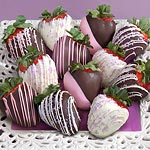 ACD2003, Celebration Chocolate Covered Strawberries - 12 Berries