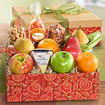 AG1002, California Harvest Fruit and Gourmet Gift Box