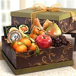 AG1100, Sonoma Fruit and Cheese Gift Box