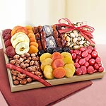 AP8018, Sweet Extravagance Dried Fruits and Nuts Crate