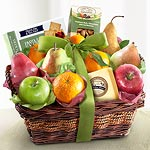 The Classic Charmer Fruit Gift Basket