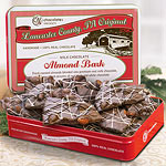 CY4120L, Handmade Milk Chocolate Almond Bark
