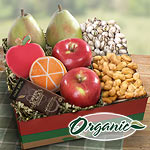 RB1003, Humboldt Organic Fruit and Gourmet Gift Box