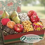 RB2003, Humboldt Deluxe Organic Fruit and Gourmet Gift Box