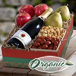 RB2006, Organic Santa Cruz Celebration Fruit Gift