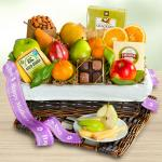 Mothers Day Deluxe Fruit Basket