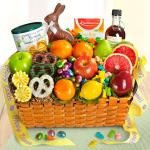 Family Brunch Easter Basket
