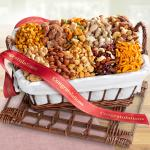 Congratulations Snack Attack Gift Basket