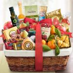Generous Gourmet Market Favorites Fruit Basket