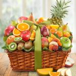 Tropic Abundance Fruit Basket