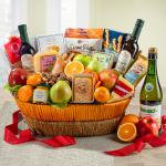 Market Favorites Gourmet Gift Basket
