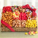 Snacks & Sweets Basket