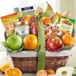The Classic Deluxe Fruit Basket