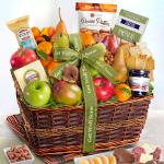 Get Well Abundance Classic Fruit Basket