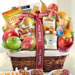 Thank You Abundance Classic Fruit Basket