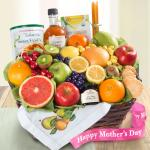 Mother's Day Breakfast in Bed Brunch Basket