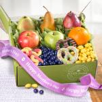 Mother's Day Fruit and Chocolate Gift Box