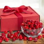 2lb Fresh Bing Cherries Gift Box