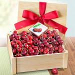 Fresh Cherries Gift Crate