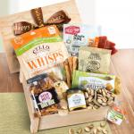 Dad's Favorite Gourmet Crate with Father's Day Ribbon