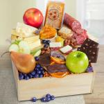 Land of Fruit & Honey Gift Crate