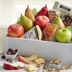 Simply Perfect Fruit & Snacks Crate