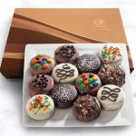 Deluxe Chocolate-Dipped Oreos(R) in Gift Box
