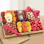 Extravagance Dried Fruits and Nuts Tray