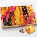 Orchard Favorites Dried Fruit Tray with Cherries