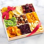 Fit for Snacking Dried Fruit & Nut Tray