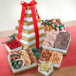 Chocolate, Savory and Sweet Holiday to Share Tower
