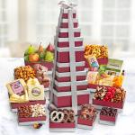 Great Heights Gourmet Feast Gift Tower