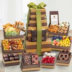 Enjoy and Share Snacking Deluxe Tower