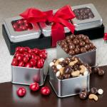 Chocolate Indulgence Tin Trio Set