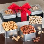 Nut Favorites Tin Trio Set