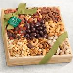 Mendocino Organic Nuts & Snacks Gift Crate