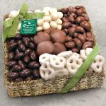 Organic Shades of Sweet Gift Basket