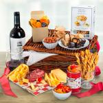 Lunch the Italian Way Gift Basket with Dry Creek Vineyards Cabernet