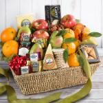 California Farmstead Fruit Basket